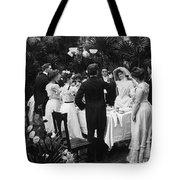 Wedding Party, 1904 Tote Bag