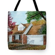Wedding Present Tote Bag