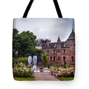 Wedding Setting In De Haar Castle. Utrecht Tote Bag