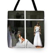 Wedding Shop In Tbilisi Tote Bag