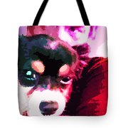 Wedgie And Me Tote Bag
