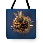 Wee Miami Planet Tote Bag