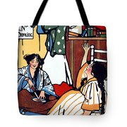 Wee Sma Hours 1909 Tote Bag