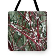 Weed Bush Tote Bag