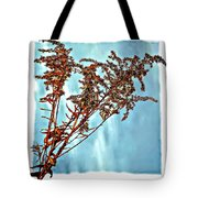 Weed Patch Tote Bag