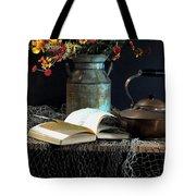 Week Days Tote Bag by Diana Angstadt