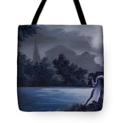 Weeping Angle Tote Bag