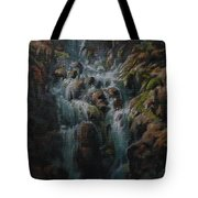 Weeping Rocks Tote Bag