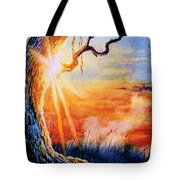 Weeping Willow Sighs Tote Bag