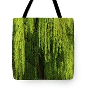 Weeping Willow Tree Enchantment  Tote Bag