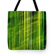 Weeping Willow Tree Ribbons Tote Bag