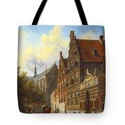 Weeshuis In Leiden Tote Bag