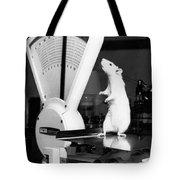 Weight Watcher Lab Rat Tote Bag