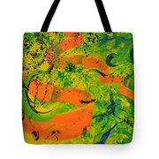 Weighted Motion Tote Bag