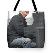 Weir Hornsby And Marsalis Tote Bag
