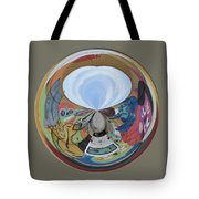 Weird Orb II Tote Bag