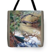 Wekiva Autumn Tote Bag