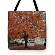 Welcome Fall Tote Bag