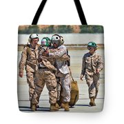 Welcome Home 2 Tote Bag