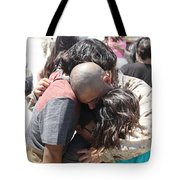 Welcome Home 3 Tote Bag