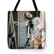 Welcome To Key West Neighbor Tote Bag