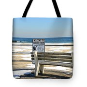 Welcome To Asbury Park Tote Bag