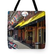 Welcome To Cripple Creek  Tote Bag