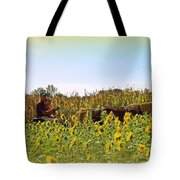 Welcome To Gorman Farm In Evandale Ohio Tote Bag