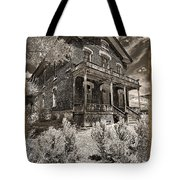 Welcome To Hotel Meade Tote Bag