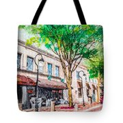 Welcome To Naperville Illinois Tote Bag