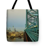 Welcome To Philly Tote Bag