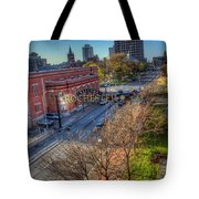 Welcome To Rochester Tote Bag