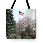 Welcome To Saugus Tote Bag