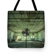 Welcome To The Asylum Tote Bag