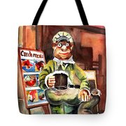 Welcome To The Czech Republic 04 Tote Bag
