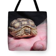 Welcome To The World Little One Tote Bag