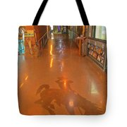 Welcome To Wyoming Tote Bag