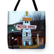 Welcome Travelers Tote Bag