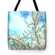 Welcome Vintage Spring Tote Bag
