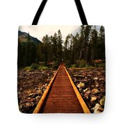 Welcoming Trail Tote Bag