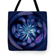 Welding Rods Abstract 7 Tote Bag