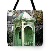 Well Of The Three Brothers Tote Bag