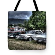 Well Used Cars For Sale Tote Bag