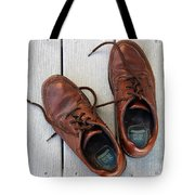Well Worn Tote Bag
