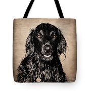 Well You Did Ask For My Best Portrait Smile Tote Bag