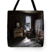 Wells Hotel Bridal Suite - Garnet Ghost Town - Montana Tote Bag