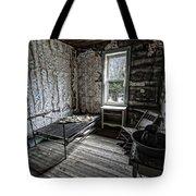 Wells Hotel Room 2 - Garnet Ghost Town - Montana Tote Bag