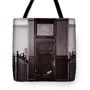 Wells Street Old Town Chicago Tote Bag by Christine Till