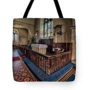 Welsh Chapel Tote Bag
