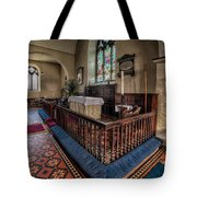 Welsh Chapel Tote Bag